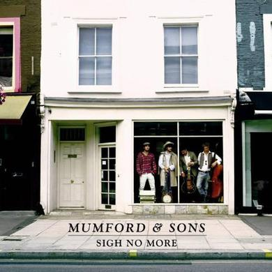 Mumford & Sons SIGH NO MORE Vinyl Record