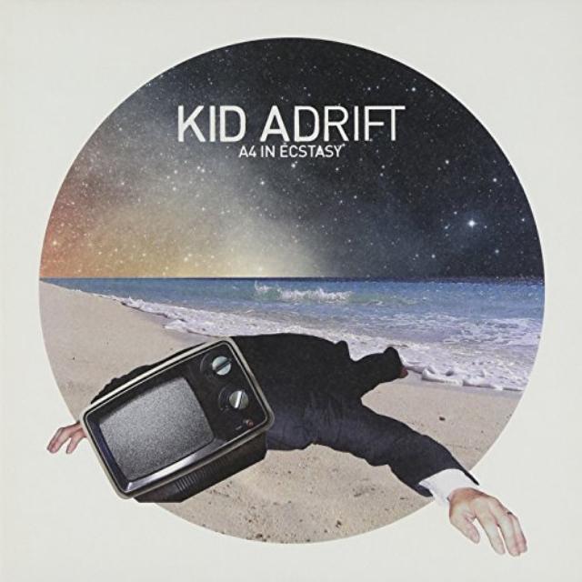 Kid Adrift A4 IN ECSTASY Vinyl Record