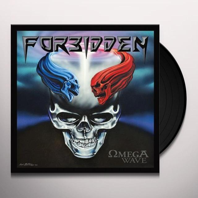 Forbidden OMEGA WAVE Vinyl Record