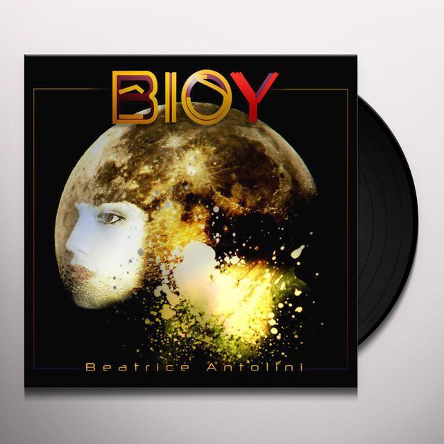 Beatrice Antolini BIOY Vinyl Record