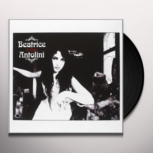 Beatrice Antolini DUE Vinyl Record