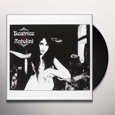 Beatrice Antolini DUE Vinyl Record - Italy Import