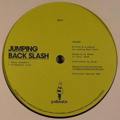 Jumping Back Slash KWAAI SNEAKERS/GRANADILLA LOLLY Vinyl Record