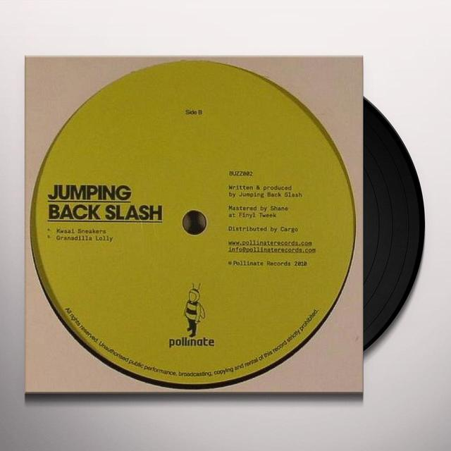 Jumping Back Slash KWAAI SNEAKERS/GRANADILLA LOLLY Vinyl Record