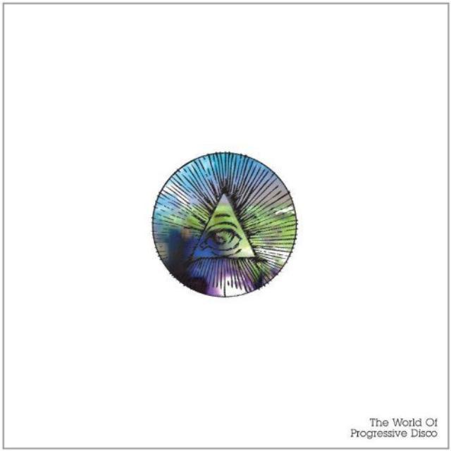 WORLD OF PROGRESSIVE DISCO Vinyl Record - Australia Release