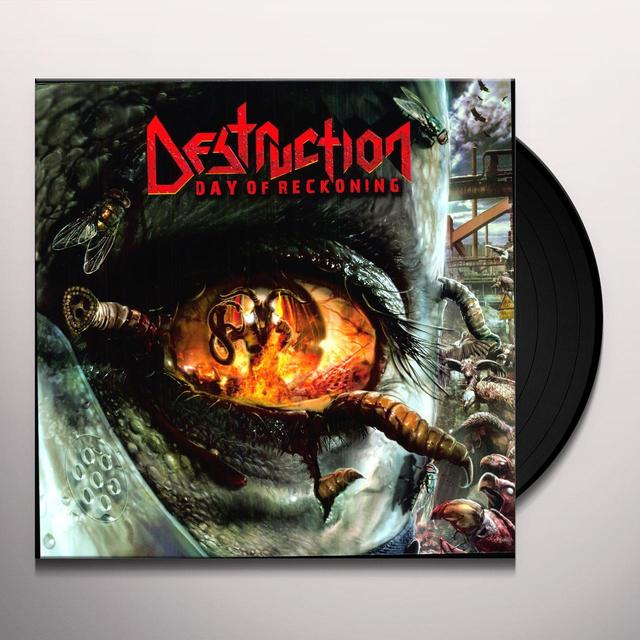 Destruction DAY OF RECKONING (FRA) (Vinyl)