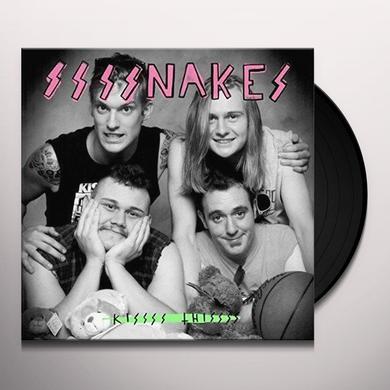 Ssssnakes KISSSS THISSSS Vinyl Record - UK Import