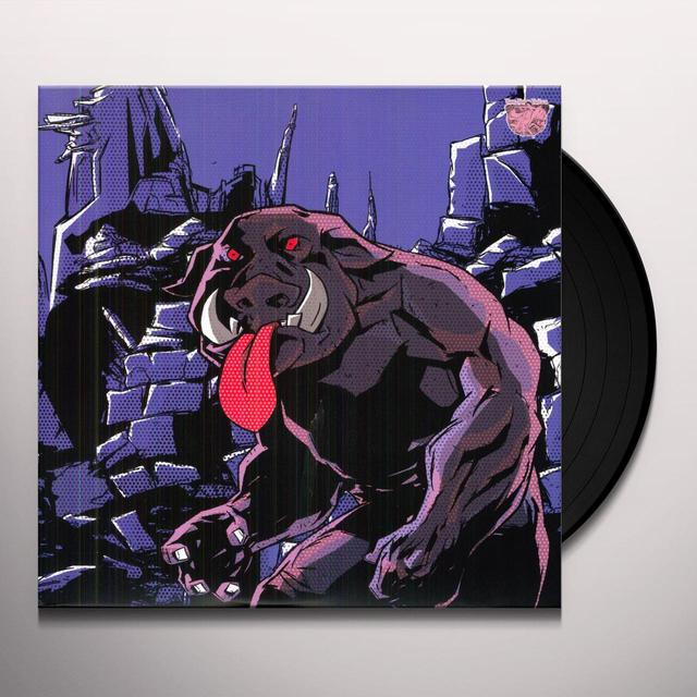 Incredible Hog VOL. 1 Vinyl Record