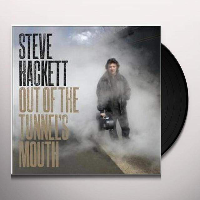 Steve Hackett OUT OF THE TUNNEL'S MOUTH Vinyl Record - UK Release