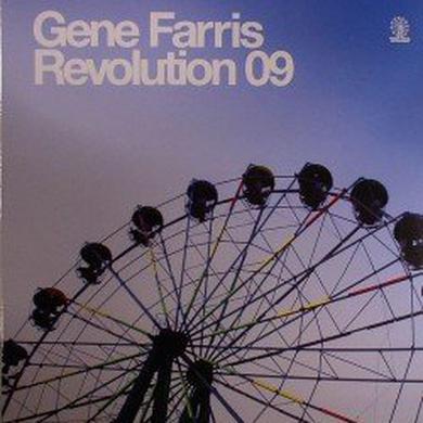 Gene Farris REVOLUTION 09 Vinyl Record