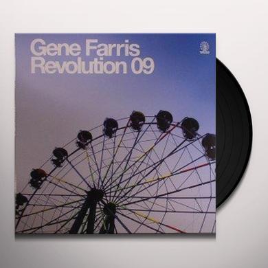 Gene Farris REVOLUTION 09 (FRA) Vinyl Record