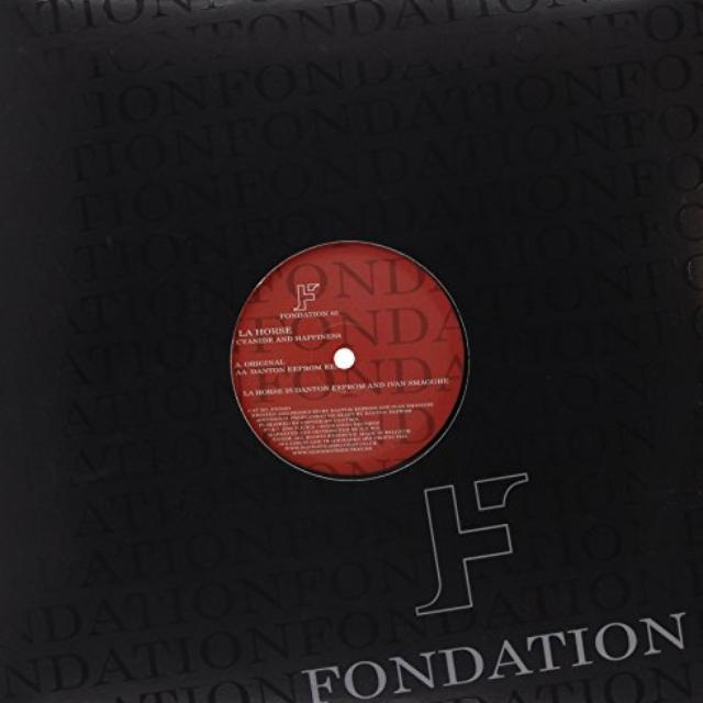 La Horse (Smagghe+Eeprom) CYANIDE & HAPPINESS Vinyl Record