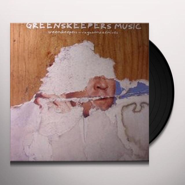 Greenskeepers VAGABOND Vinyl Record