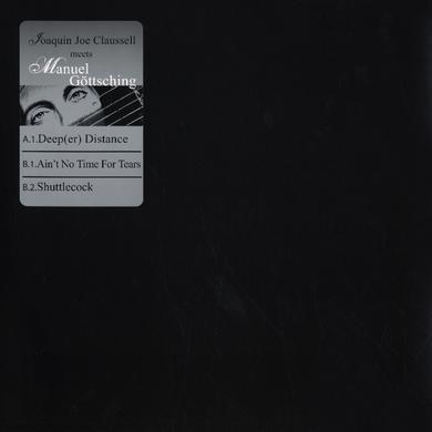 Manuel Gottsching JOE CLAUSSELL MEETS MG Vinyl Record
