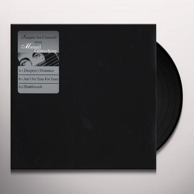 Manuel Gottsching JOE CLAUSSELL MEETS MG (FRA) Vinyl Record