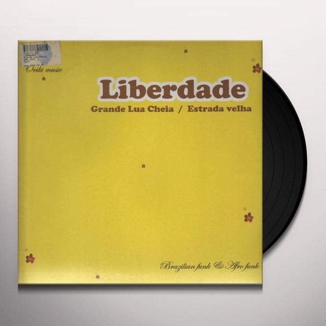 Liberdade GRANDE LUA CHEIA Vinyl Record