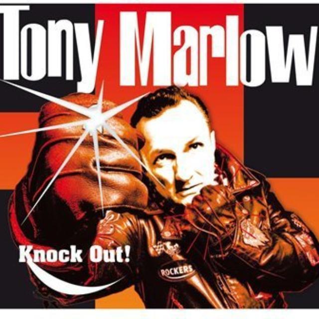 Tony Marlow KNOCK OUT Vinyl Record
