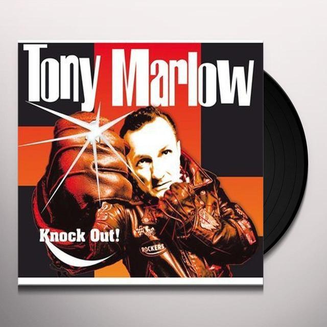Tony Marlow KNOCK OUT (FRA) Vinyl Record