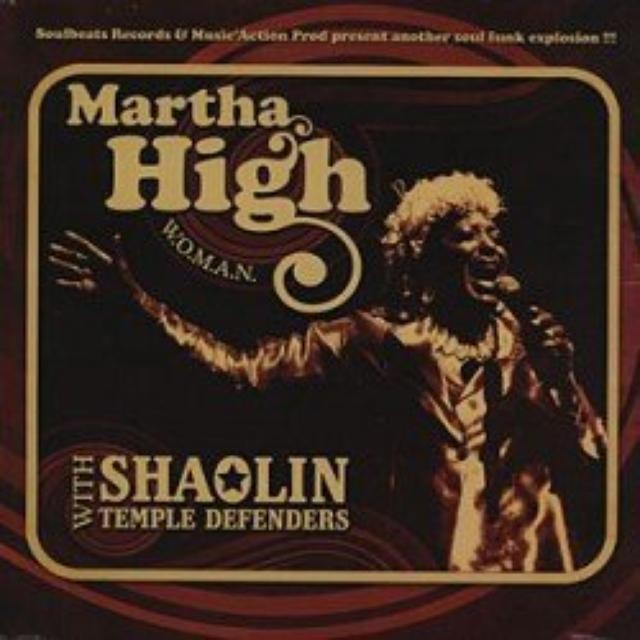 Martha High & Shaolin Temple D