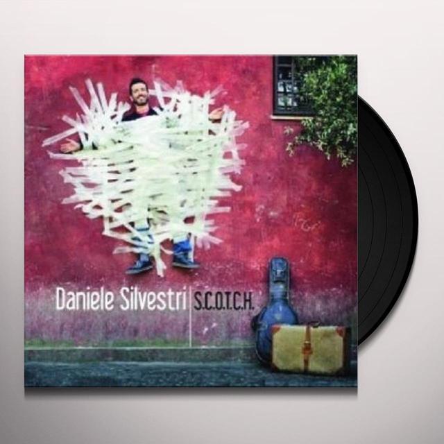 Daniele Silvestri S.C.O.T.C.CH Vinyl Record - Italy Import