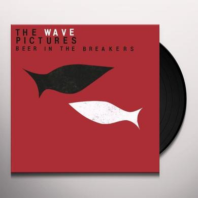 The Wave Pictures BEER IN THEBREAKERS Vinyl Record