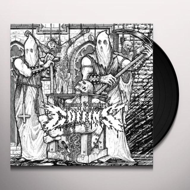Coffins ANCIENT TORTURE Vinyl Record