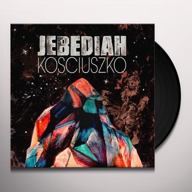 Jebediah KOSCIUSZKO Vinyl Record - Australia Import