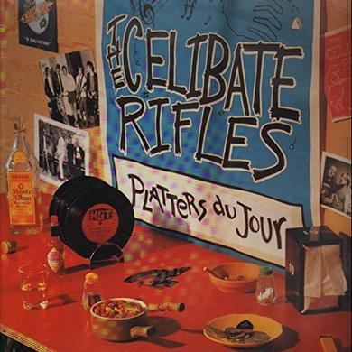 Celibate Rifles PLATTERS DU JOUR Vinyl Record - Australia Release