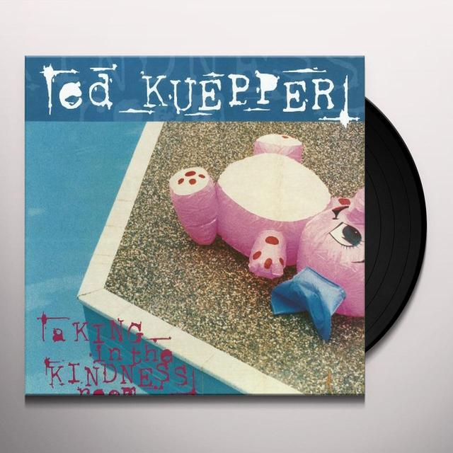 Ed Kuepper KING IN THE KINDNESS ROOM Vinyl Record
