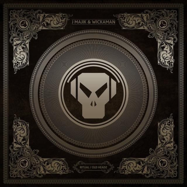 J Majik & Wickaman RITUAL Vinyl Record - Sweden Release