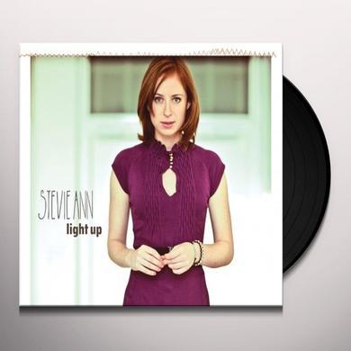 Stevie Ann LIGHT UP Vinyl Record - Holland Import