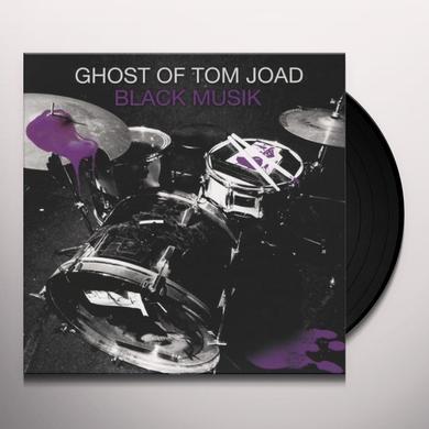Ghost Of Tom Joad BLACK MUSIK Vinyl Record - Holland Import