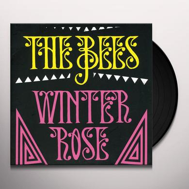 The Bees WINTER ROSE Vinyl Record - UK Import