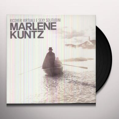 Marlene Kuntz RICOVERI VIRTUALI E SEXY SOLITUDINI Vinyl Record