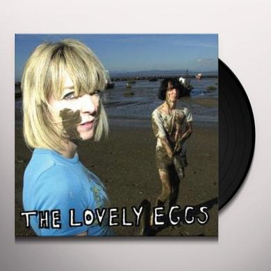 The Lovely Eggs COB DOMINOS Vinyl Record - UK Import