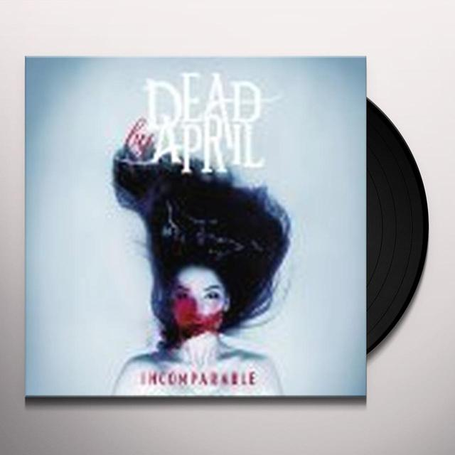 Dead By April INCOMPARABLE-LP Vinyl Record - Portugal Release