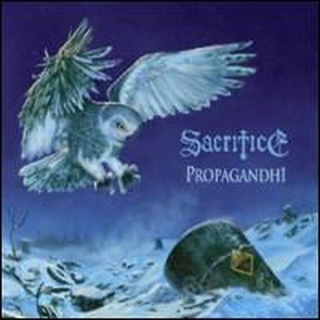Sacrifice/Propagandhi SPLIT Vinyl Record - Canada Import