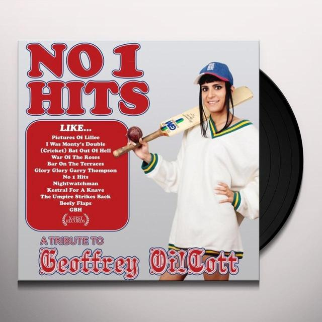 NO 1 HITS A TRIBUTE TO GEOFFREY OI! COTT Vinyl Record - UK Import