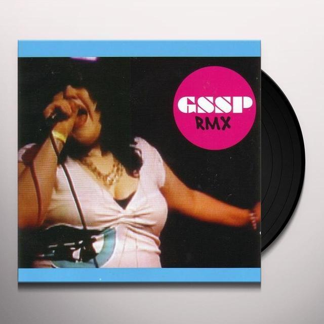 Gossip LISTEN UP! Vinyl Record - UK Release