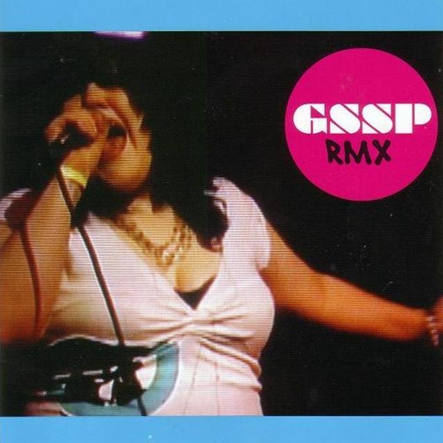 Gossip LISTEN UP! Vinyl Record - UK Import
