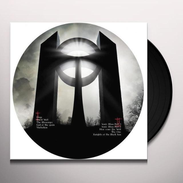 Amebix SONIC MASS (PICTURE DISC) Vinyl Record