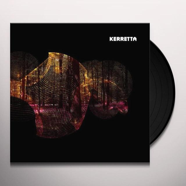Kerretta SAANSILO Vinyl Record