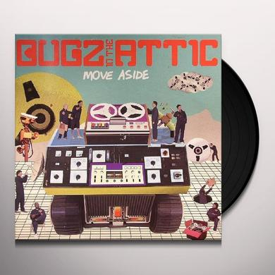 Bugz In The Attic MOVE ASIDE Vinyl Record - Holland Release