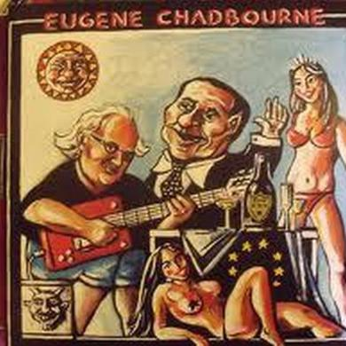 Eugene Chadbourne ROLL OVER BERLOSCONI Vinyl Record