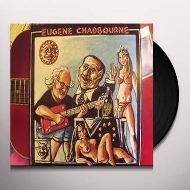 Eugene Chadbourne ROLL OVER BERLOSCONI Vinyl Record - Italy Import