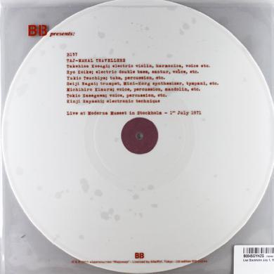 Taj-Mahal Travellers-Live At The Moderna Museet In LIVE AT THE MODERNA MUSEET IN STOCKHOLM 1 JULY 197 Vinyl Record
