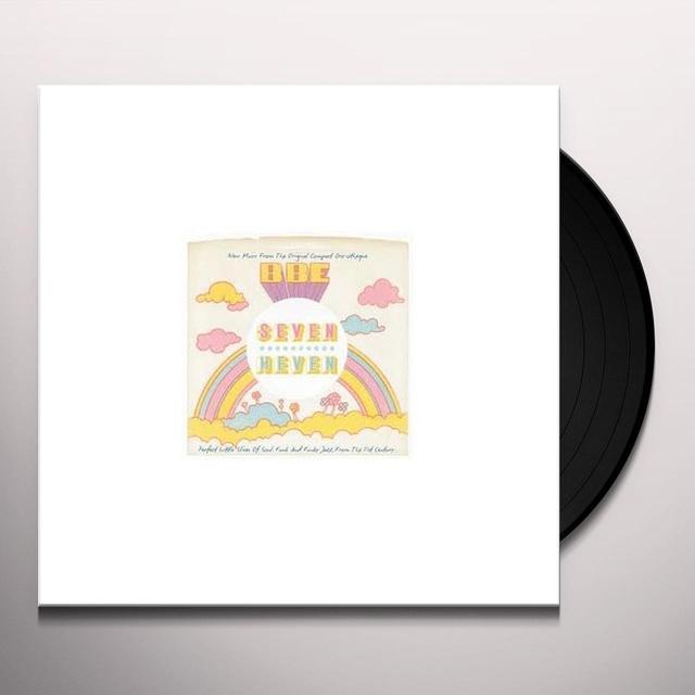 SEVEN HEVEN SAMPLER Vinyl Record