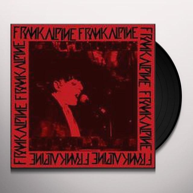 FRANK ALPINE Vinyl Record