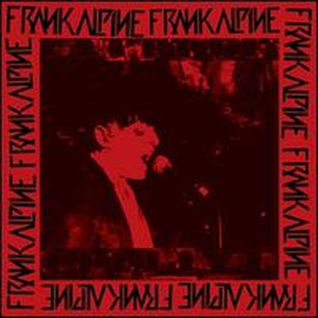 FRANK ALPINE Vinyl Record - UK Import