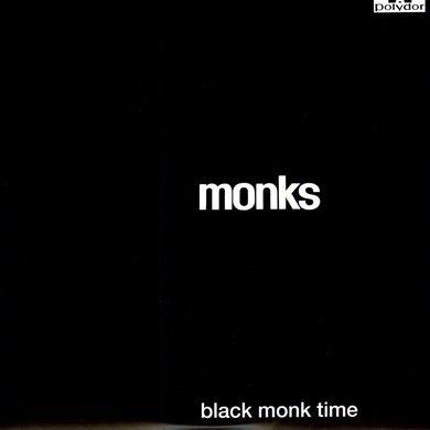 Monks BLACK MONK TIME (HOL) (Vinyl)